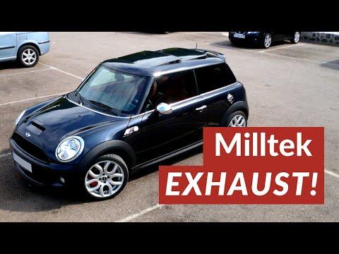 Milltek Milltek R56 Mini Cooper S Down Pipe And Sports Cat Milltek