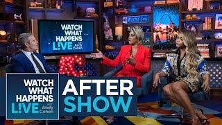 After Show: Vivica A. Fox's Best And Worst On-Screen Kisses | WWHL