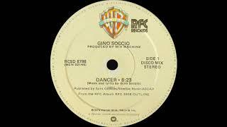 Gino Soccio - Dancer (Warner Bros  Records 1979)
