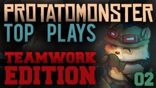 Top Plays Teamwork Edition Episode 2