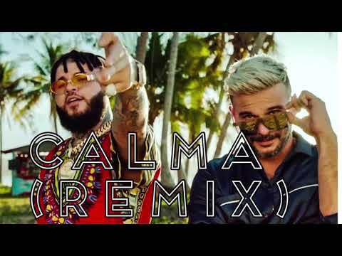 Pedro Capo', Farruko - Calma (Remix)