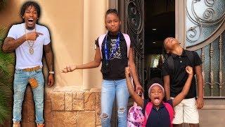 School On Labor Day Prank On My Kids (Best Prank Ever)