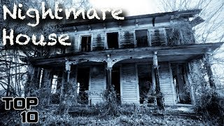 Top 10 Scary Haunted Places You Can Rent On AirBnB