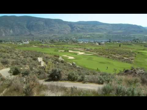 Osoyoos Golf Club Park Meadows Video