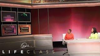 A Hard Conversation Everyone Needs to Have with Herself | Oprah's Lifeclass | Oprah Winfrey Network