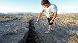 شاهد: آثار زلزال ثان بقوة 7.1 درجة يضرب جنوب كاليفورنيا ...