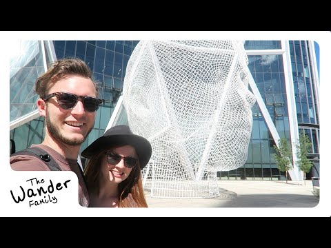 VAN LIFE: GETTING STARES IN CALGARY!! | Steps to Wander📍 Calgary, Canada
