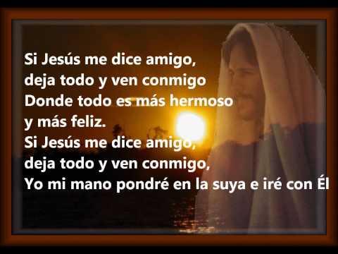 TOMADO DE LA MANO CON JESÚS YO VOY