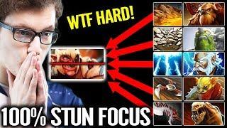 Miracle vs 5 Stun Hero - WTF!? Dota 2 is Cancer | Dota 2 pro gameplay