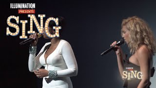 "Jennifer Hudson & Tori Kelly  Perform ""Hallelujah"" - Sing Premiere at TIFF"