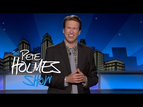 New Guy Monologue April 17, 2014 - Smashpipe Comedy
