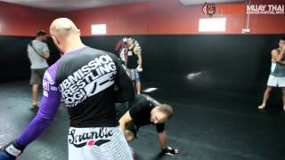 UFC's Brian Ebersole: The Art of the Cartwheel Kick