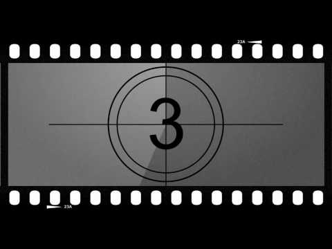 Timer Movie Ending Old Movie Countdown Timer
