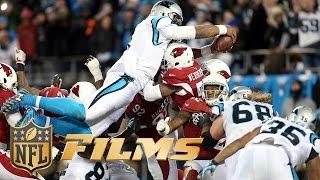 Cardinals vs. Panthers Mic'd Up Part 1 (NFC Championship) | NFL Sound FX