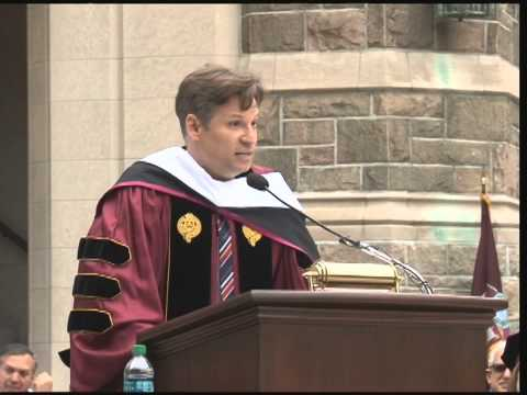 Richard Engel Commencement Address | Fordham University ...