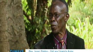 TUWAYE: Reverend Captain Isaac Baaka, eyali wa Uganda Army