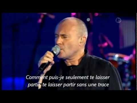Phil Collins - Against all odds [Traduction française]