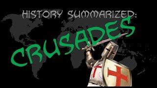 History Summarized: The Crusades