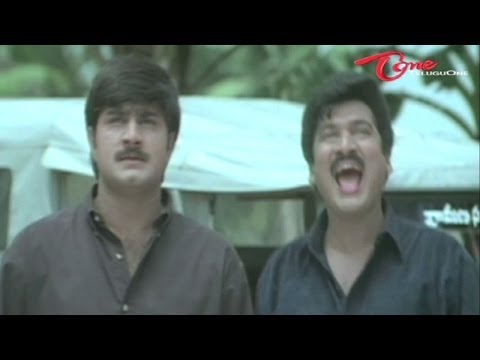 Ninne Premista Comedy Scene   Srikanth Takes Class To Villagers - Smashpipe Entertainment