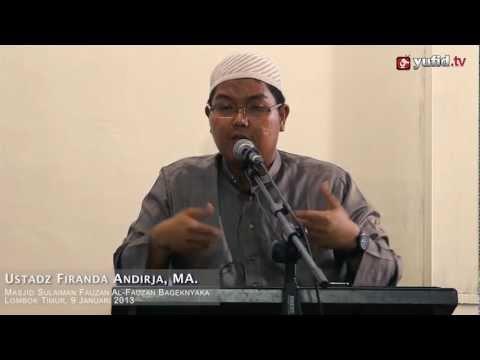 Ilmu Syukur, Pentingnya Bersyukur dan Cara Bersyukur - Ustadz Firanda Andirja, MA.