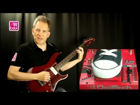 Review - Digitech Whammy DT