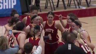 'We March On - Pitt State Women's Basketball