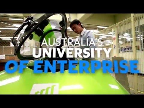 The University of South Australia 南澳大學 - JRIS 傑瑞斯澳洲教育中心