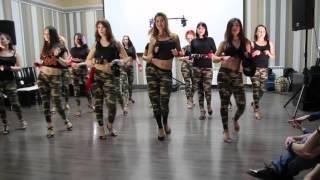 Dancing Queens Kizomba Lady Show by Marina Russia
