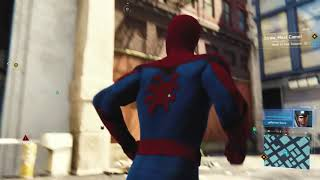 Can you KILL in Spider-Man PS4?