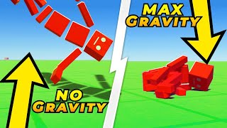 ZERO GRAVITY vs ULTIMATE GRAVITY | Fun With Ragdolls