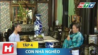 Con Nhà Nghèo - Tập 4 | Phim Tình Cảm Việt Nam Đặc Sắc Nhất 2016