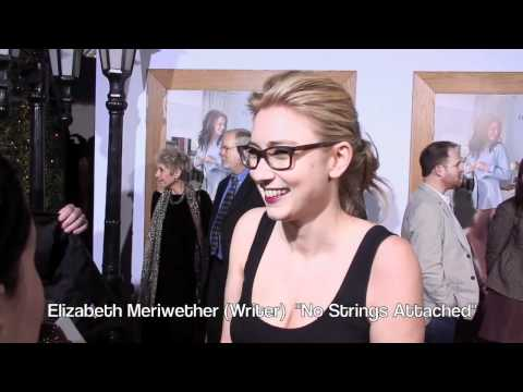Elizabeth Meriwether, Writer,No Strings Attached,RealTVfilms ...