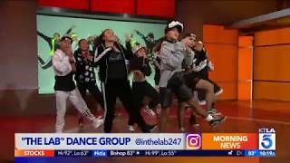 """They May Be Young But """"The Lab"""" Is Going All The Way In """"World Of Dance"""""""