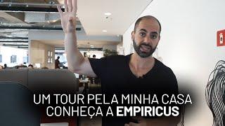 MIX PALESTRAS l Um tour pela Empiricus l Felipe Miranda