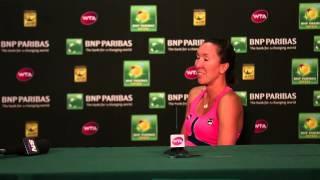 2015 Jelena Jankovic Final Press Conference