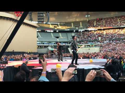 U2 - Stade de France 25/07/2017 - Sunday Bloody Sunday