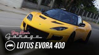 2019 Lotus Evora 400 - Jay Leno's Garage