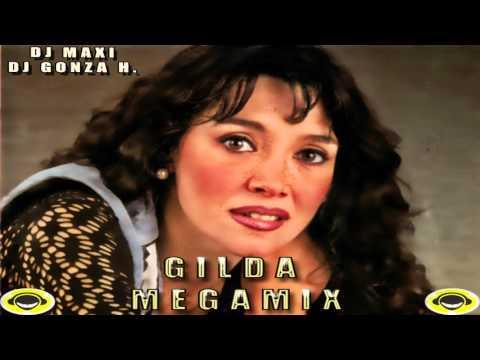 GILDA - MEGAMIX - DJ MAXI GALAMIXER