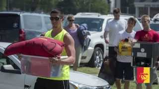 2014 Move-in Day - Pittsburg State University