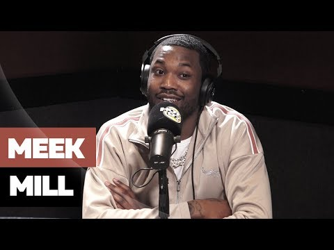 Meek Mill On Justice Reform, Possible Drake Collab, Kanye, Robert Kraft & Spits A Freestyle