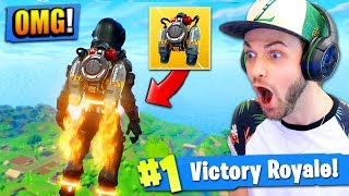 JETPACKS are coming to Fortnite: Battle Royale! (SERIOUSLY)