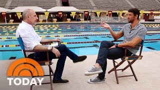 Michael Phelps On Rehab, Recovery And His Hopes For An Olympic Comeback   TODAY