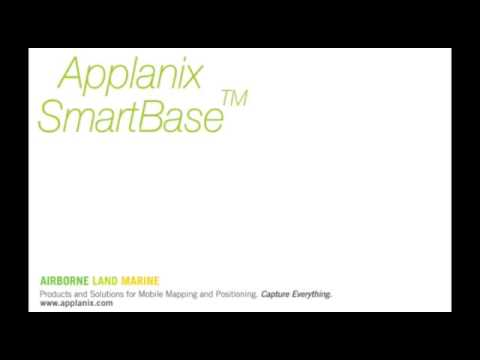 Applanix SmartBase 0 Intro