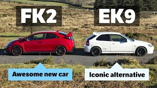Awesome Affordable Cars: Legendary EK9 Honda Civic Type R
