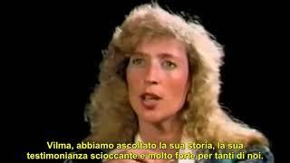 Testimonianza Ex Satanista Doppiata in ITALIANO (Vilma)
