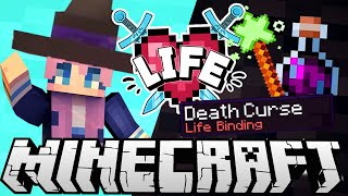 A CURSE Upon You | Ep. 17 | Minecraft X Life SMP