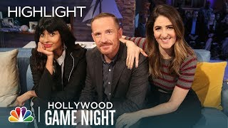 Nico Santos, D'Arcy Carden and More Play Sounds Off - Hollywood Game Night (Episode Highlight)