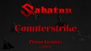 Sabaton - Counterstrike (Lyrics English & Deutsch) - YouTube