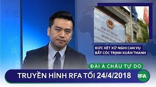 Tin tức thời sự   Đức xét xử nghi can vụ bắt cóc Trịnh Xuân Thanh