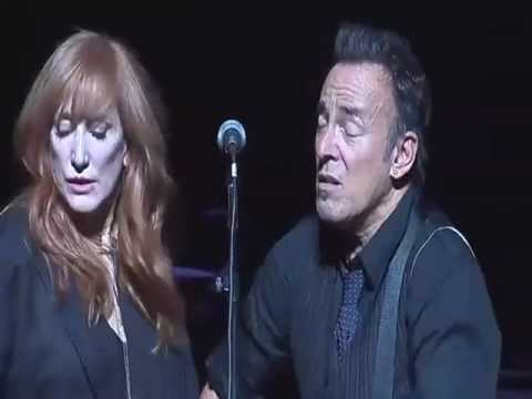 Tougher than the rest ( pro shot ) stand up for heros - bruce springsteen